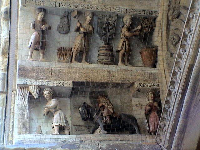 il Ciclo dei Mesi della pieve di Santa Maria Assunta ad Arezzo