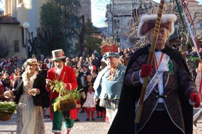Il Carnevale d Borgosesia