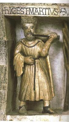 Marzo, Pieve d Santa Maria Assunta di Arezzo