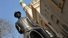 Monumento a Franz Kafka, Praga