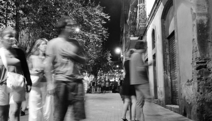 Festa nel quartiere Gracia