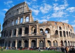 rome history in italian