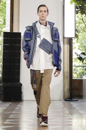 Valentino, Fashion Show Menswear Spring Summer 2018 Collection