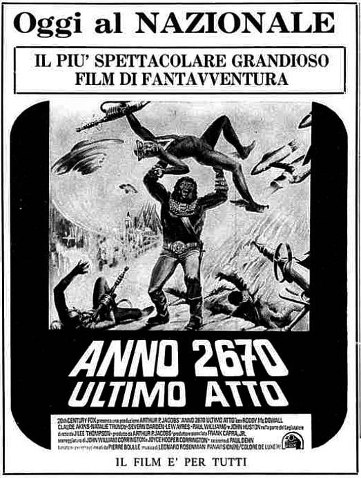Anno 2670 ultimo atto (1973)