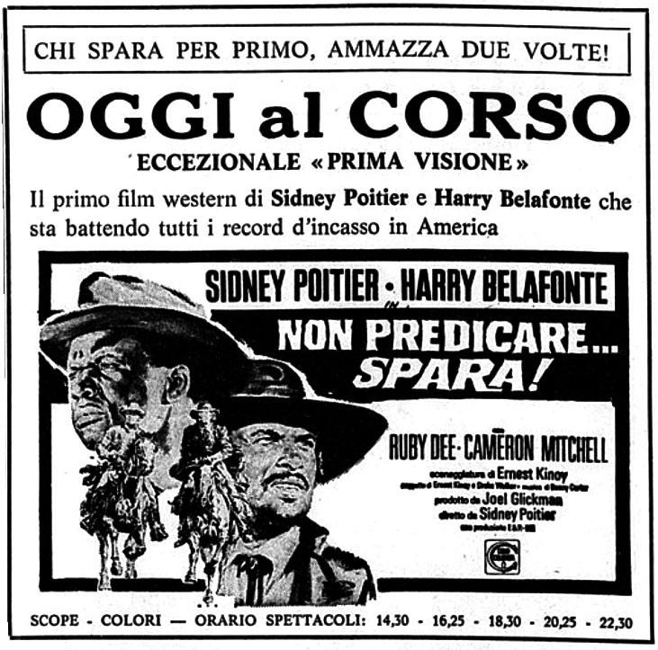 [Western] Non predicare, spara! (1972)