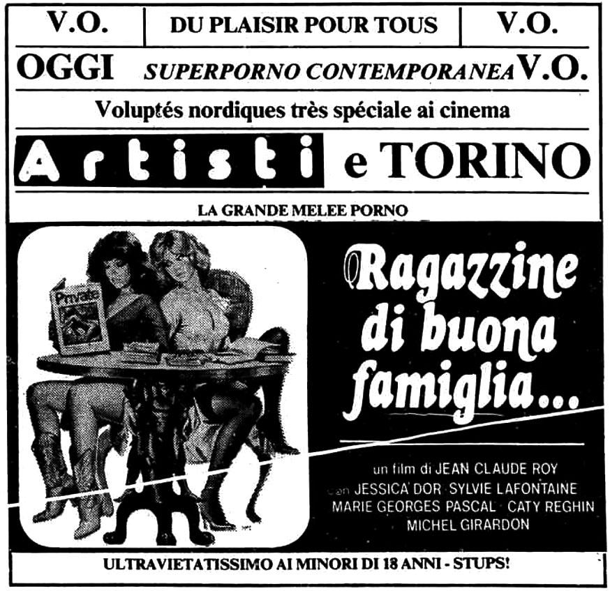 Ragazzine di buona famiglia (1971)