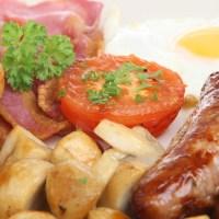 Breakfast At Hotel Alyeska