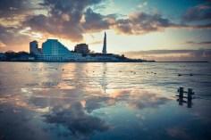 seafront Sevastopol city