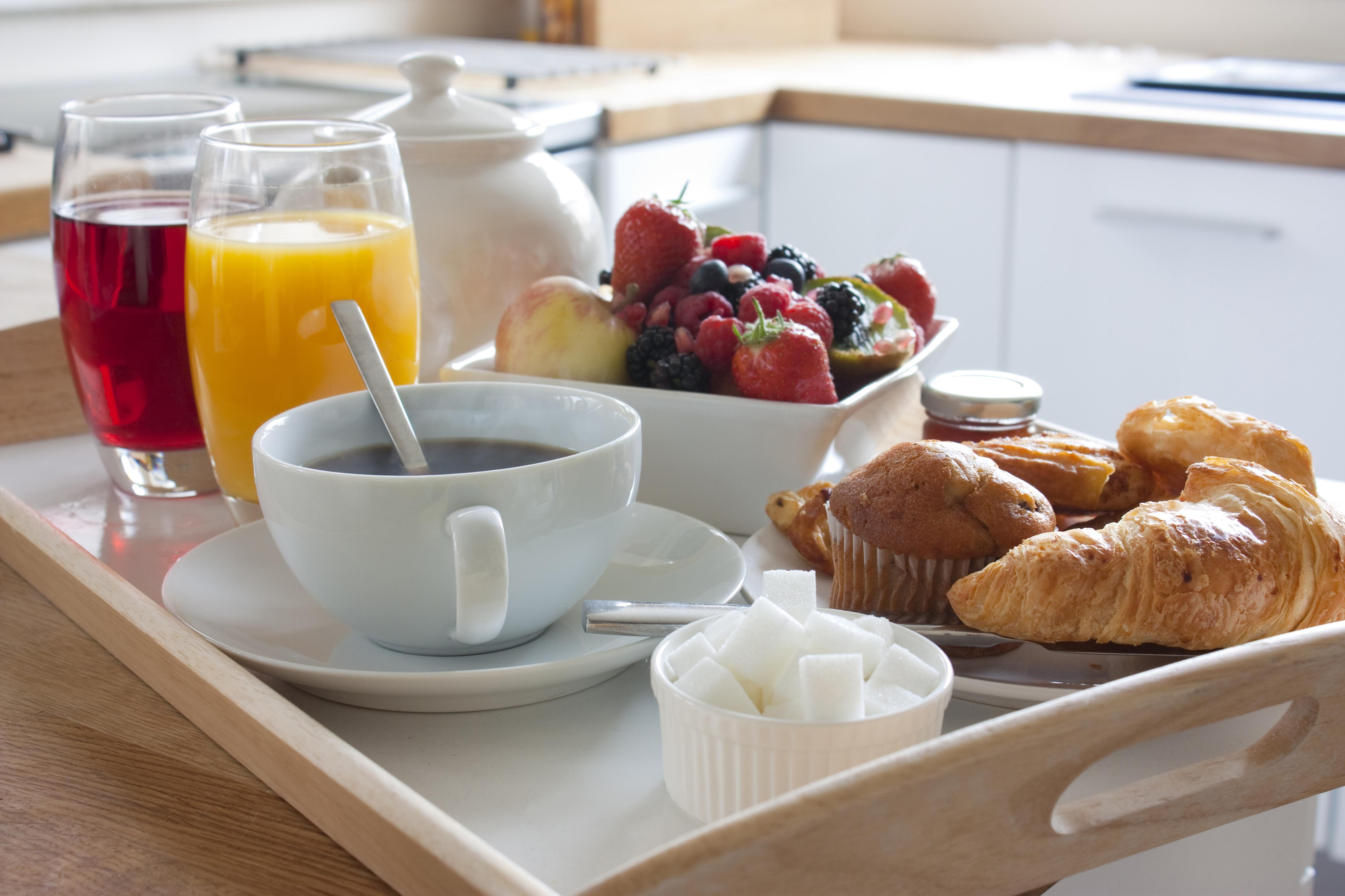 Morning Room Service Hotel  International Bellhop Travel