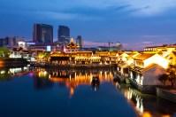 Suzhou night scene