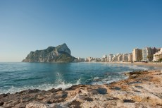 Calpe early morning