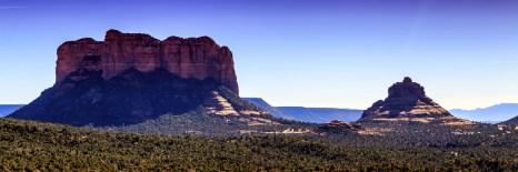 Desert Mountain Landscape