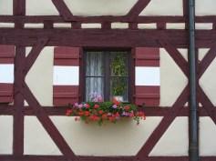 Window in Nuremberg, Germany