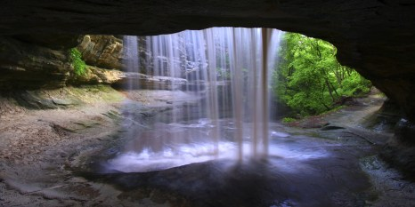 Starved Rock State Park Illinois