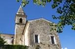 Church in Motovun, Croatia