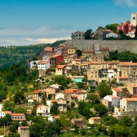 Destination: The Medieval Town of Motovun, Croatia