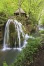 Bigar Cascade Falls in Beusnita Gorges National Park,
