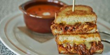 The Afterschool Special Brisket and Grilled Cheese