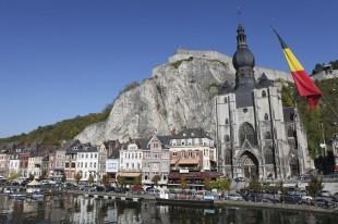 Dinant in Belgium