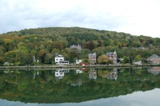 Fall Along the Meuse (Dinant, Belgium)