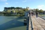 Pont d'Avignon and city