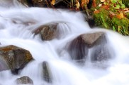 Multinomah falls cascade