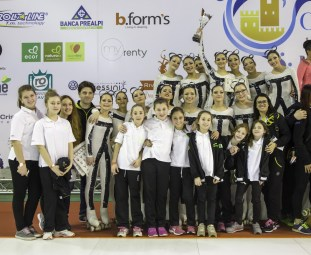 Jeunesse- Campionato Regionale 2017 - con le future jeunesse