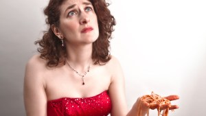 Maria Grazia Affinito @ UCB (SEPT 19): Eating Pasta Off the Floor (8PM)