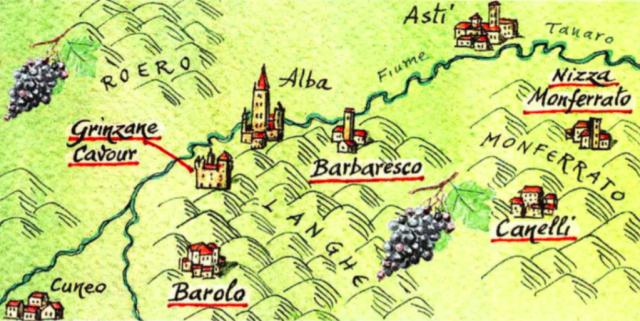 wine area