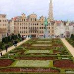 Jardin du luxemburg - luxemburg gardens - giardini di lussemburgo brussels belgium italian trip abroad-three days in brussels