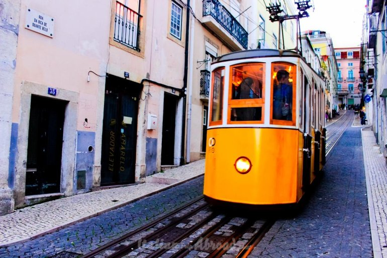 Transport - Lisbon - Italiantripabroad