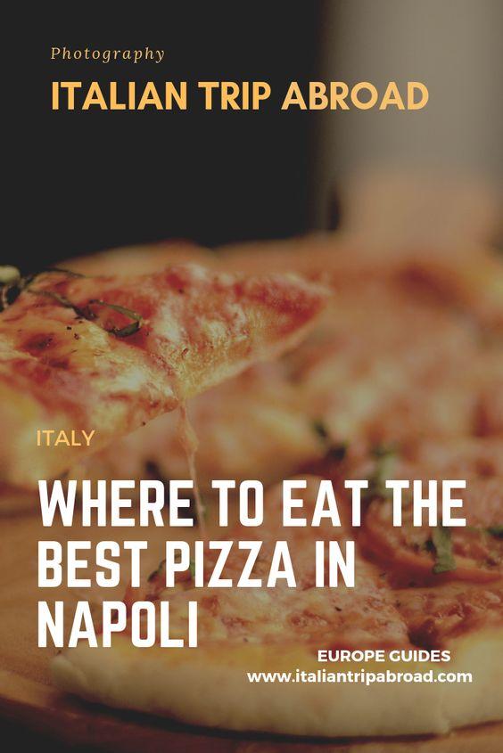 Best Pizza in Naples Italy