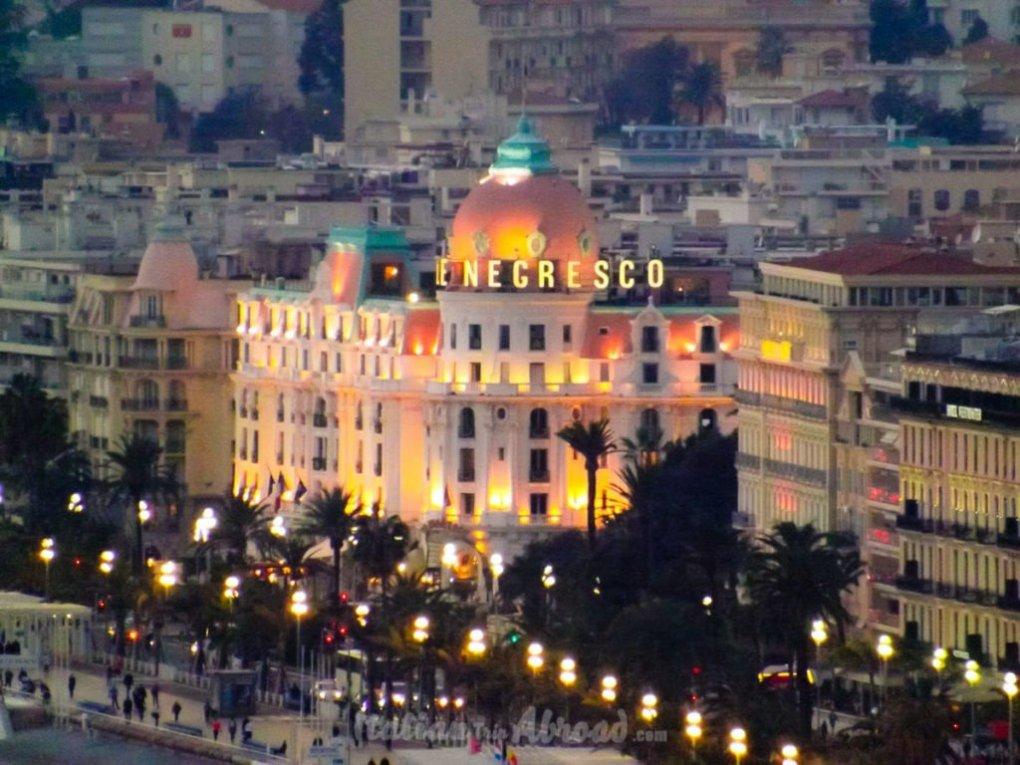 Negresco Hotel - Luxury Hotel in the World - Italian Trip Abroad