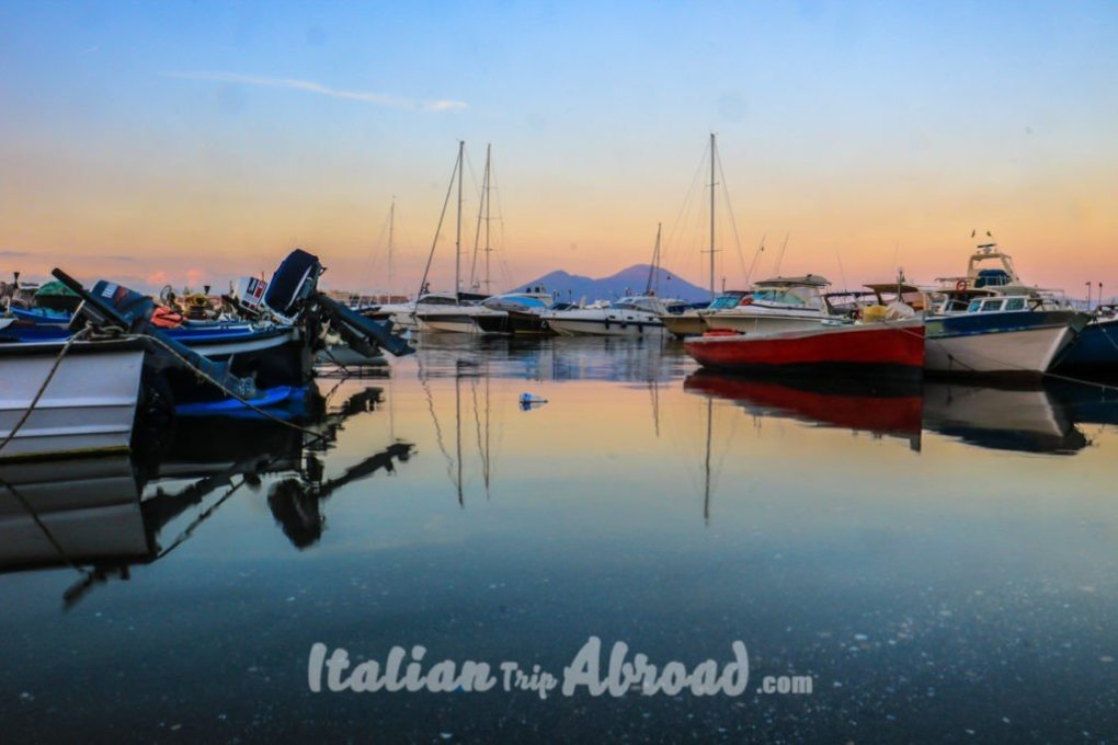 Napoli naples italy the best of south sea and sun - gianluca acampora - italian trip abroad