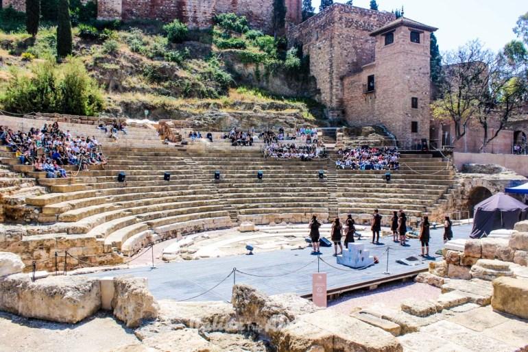 roman theatre malaga