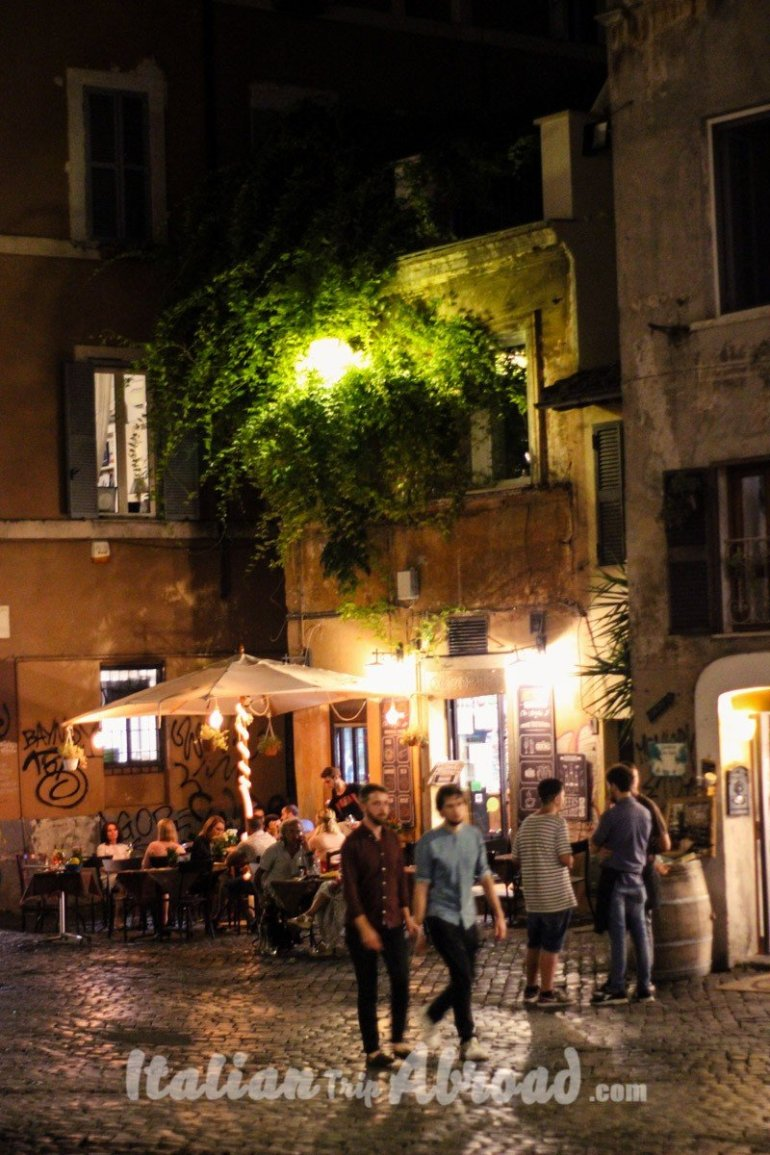 The best of Rome - Trastevere