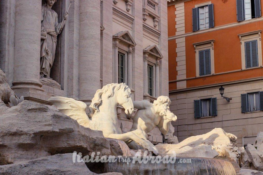The best of Rome - fontana di trevi