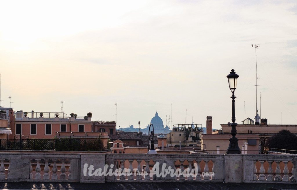 Instagrammable Rome from Palazzo Madama