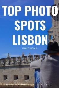 Top Photo Spots Lisbon - Instagrammable Lisbon - 1