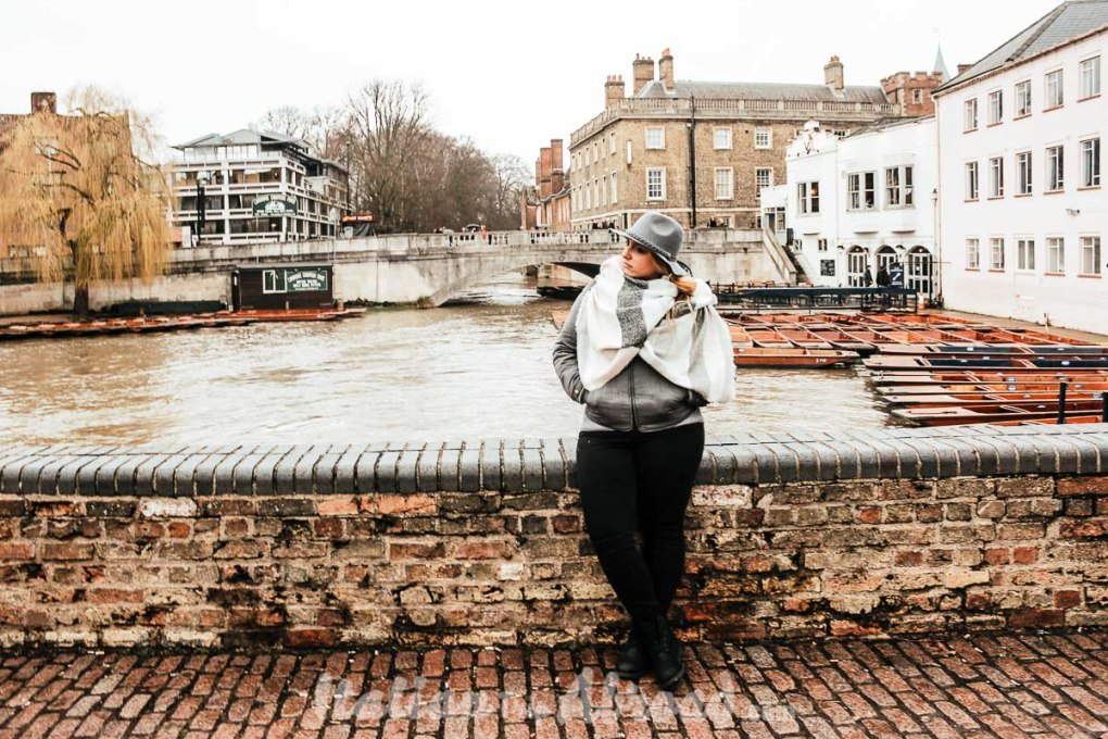 Cambridge winter day trips from London