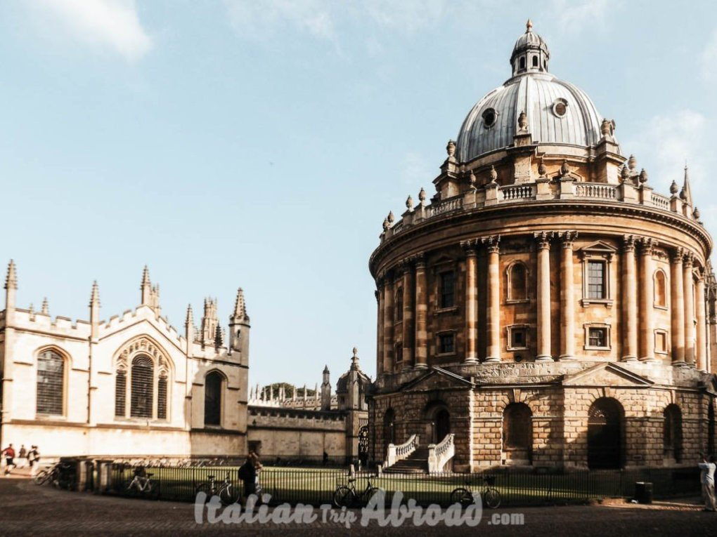 Winter day trips from London Oxford