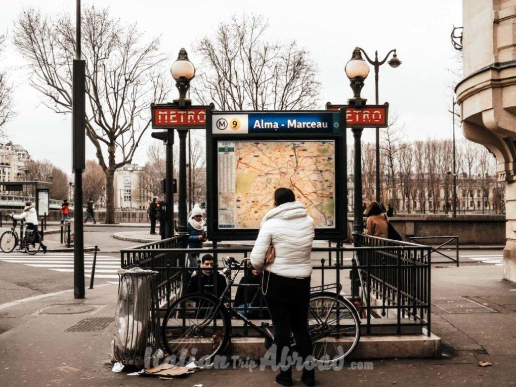 Most intagrammable places in Paris - Roues of Paris