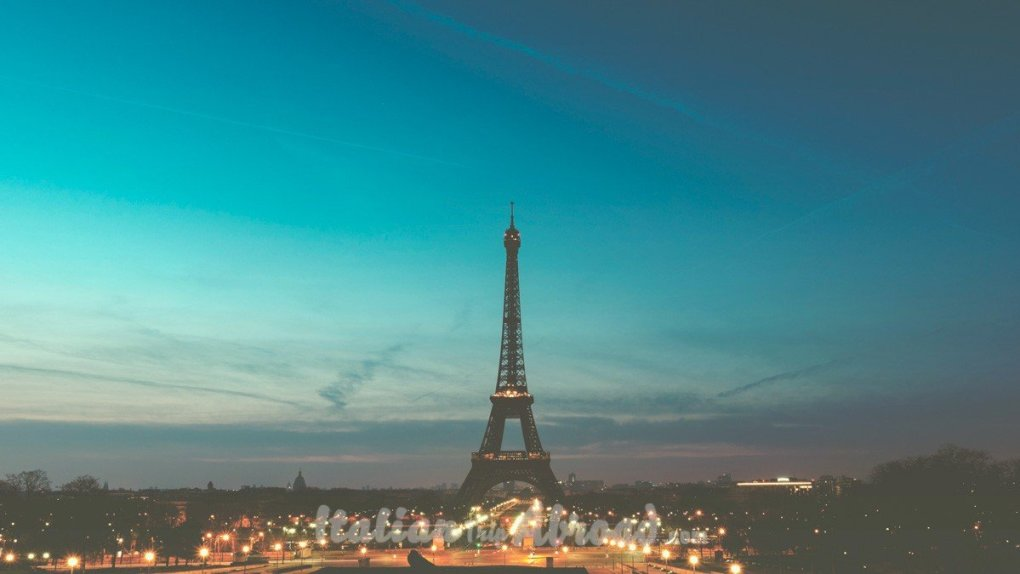 Landmarks in Europe - Eiffel Tower France