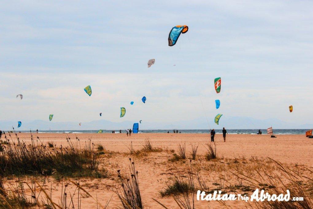 Kitesurfing in Tarifa   Things to do in Costa del Sol 2