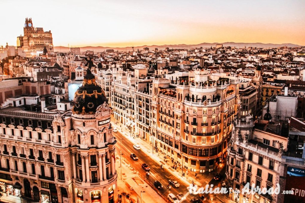 Madrid itinerary 3 days- Spain