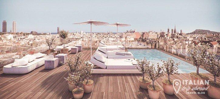 hidden gems of Barcelona - Barcelona Roof TopSpain-4