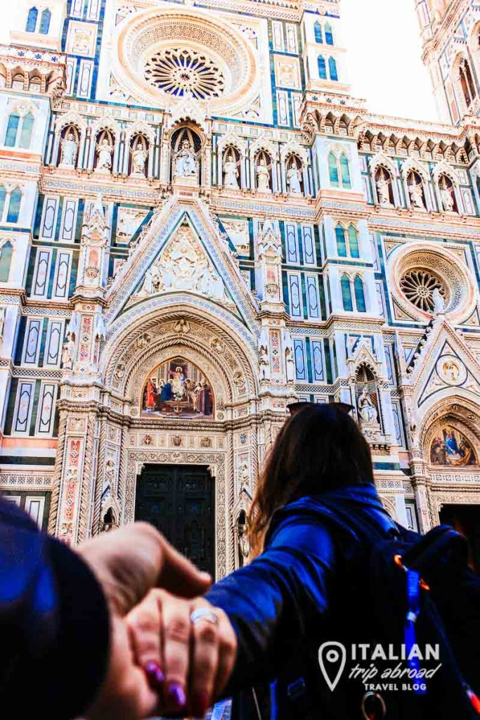 Florence Cathedral - best photography spots in Florence Italy