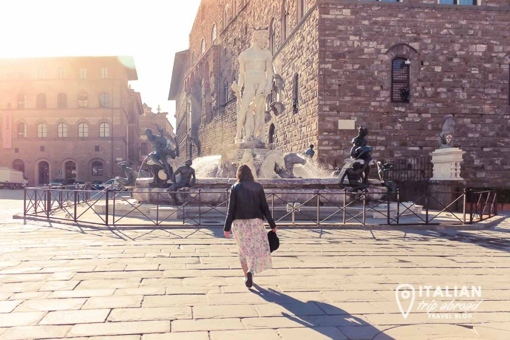 Piazza della Signoria - Places to visit in Florence in 2 days