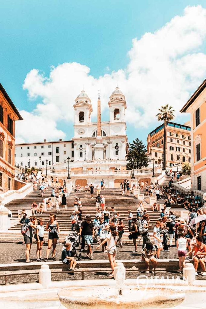 Rome itinerary in 2 days