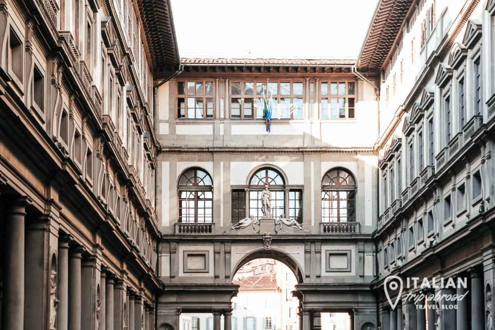 Uffizi Gallery - Florence - Best photo spots in Florence